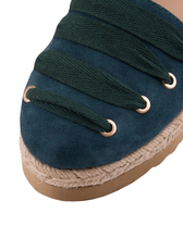 Grace green suede %284%29