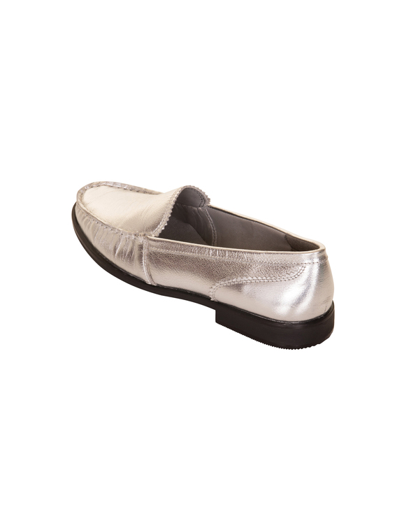 Lulu silver leather %282%29